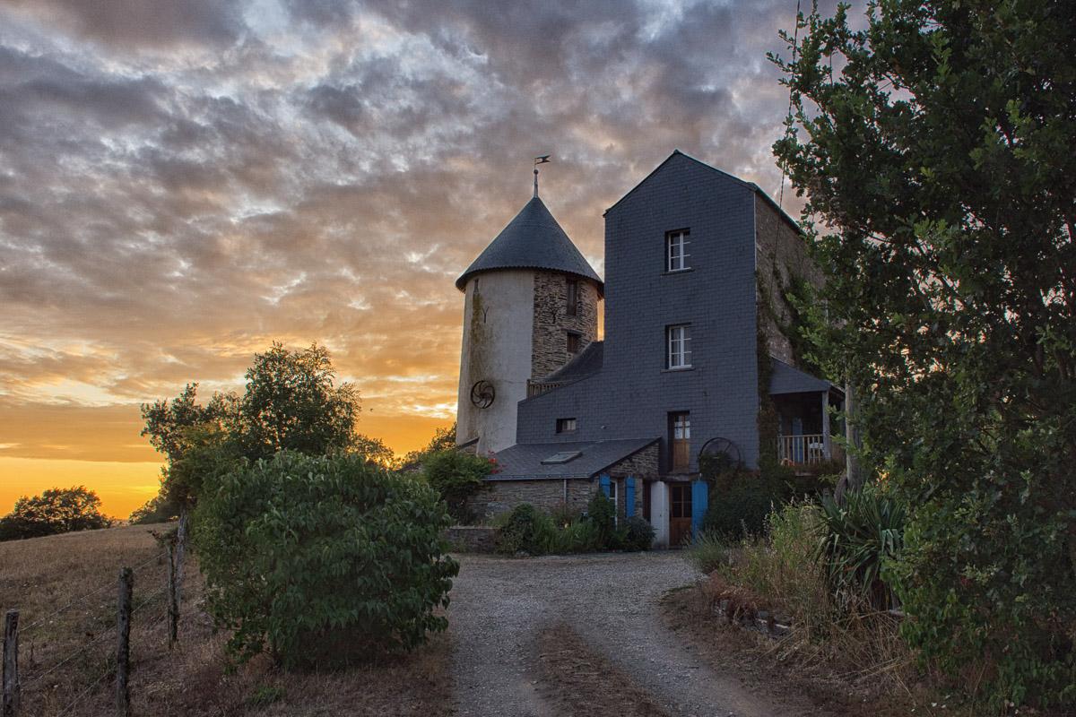 Photo du moulin de Plaisance